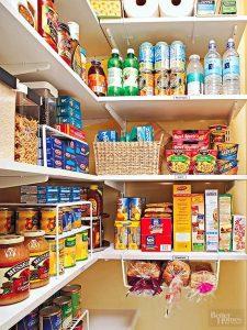 Kitchen Raid - Pantry