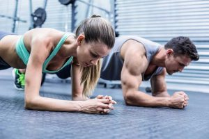 Two Beats One, Every Time: Upgrade Your Workout By Adding Your Partner