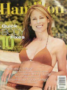 Mia's Magazine Cover